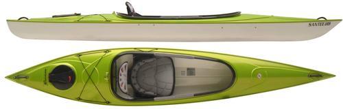 Hurricane Kayaks Santee 126 Sport Demo