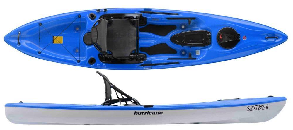 Hurricane Kayaks Sweetwater 126