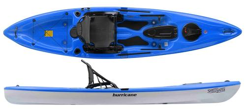 Hurricane Kayaks Sweetwater 126