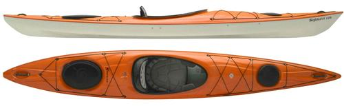 Hurricane Kayaks Sojourn 135