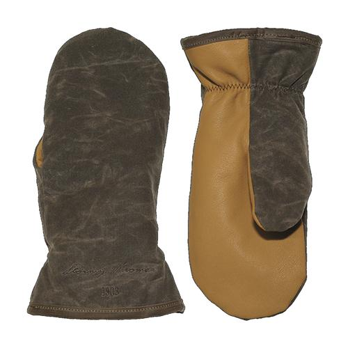 Stormy Kromer Men's Waxed Tough Mitts