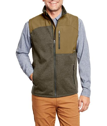 Orvis Men's Hybrid Wool Fleece Vest