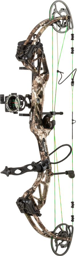 Bear Archery Paradox Hc Ready To Hunt Compound Bow