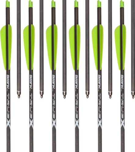 Bear Archery Bear X Crossbow Bolts 20inch 6 Pack