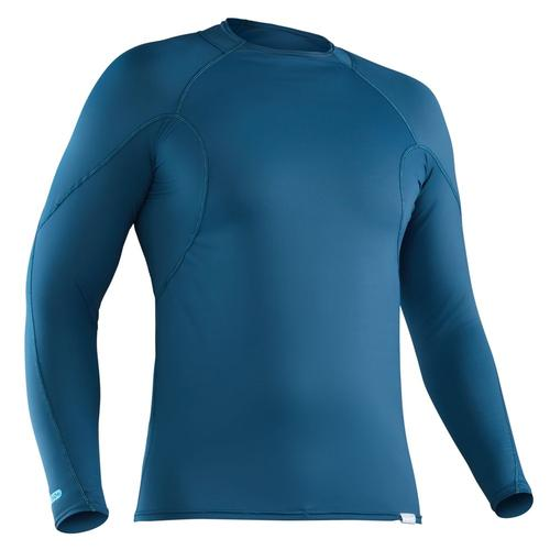 NRS Men's H2 Core Rashguard Long-Sleeve Shirt