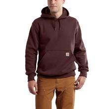 Carhartt Men's Rain Defender Paxton Heavyweight Hooded Zip Front Sweatshirt Tall Sizes DARK_CEDAR