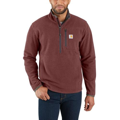 Carhartt Men's Dalton Half Zip Fleece