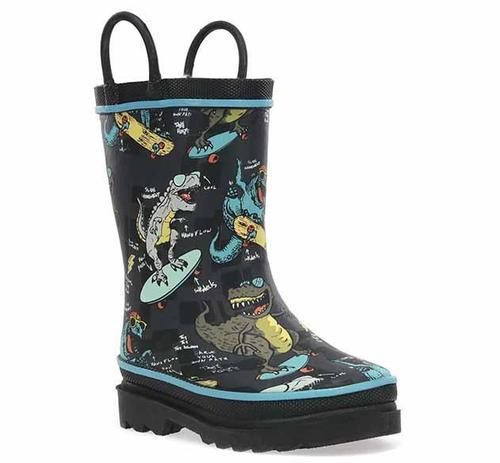 Western Chief Kid's Rad Rex Rain Boot