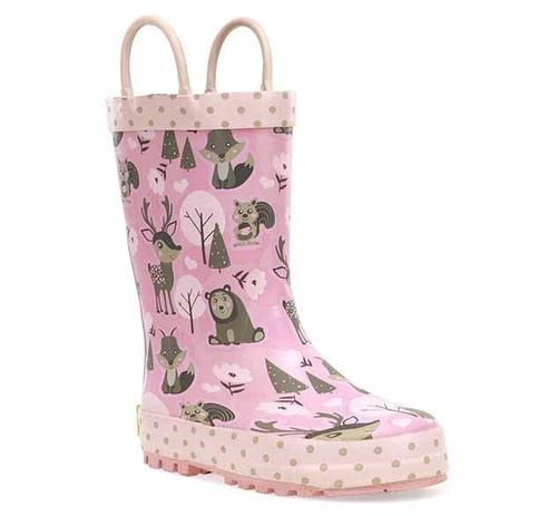 Western Chief Kid's Whimsical Woodland Rain Boot