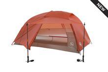 Big Agnes 2020 Copper Spur HV 2 Person Tent GREY/ORANGE