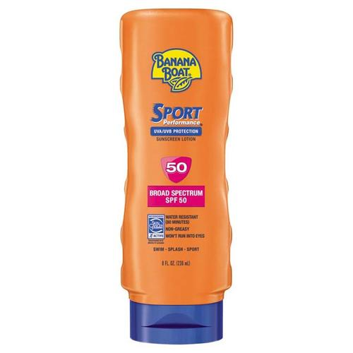 Banana Boat SPF 50 Sunscreen
