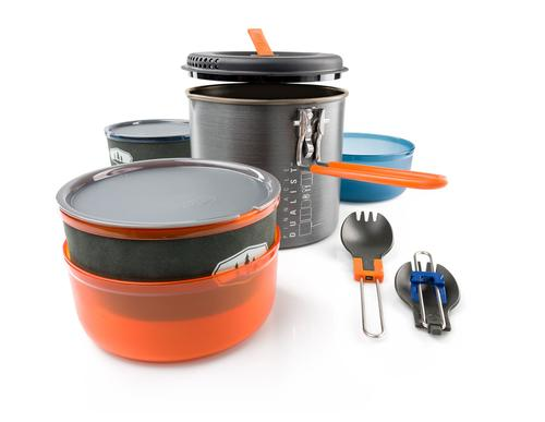 GSI Outdoors Pinnacle Dualist 2 Person Cookset