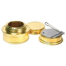 Esbit Brass Alcohol Burner BRASS