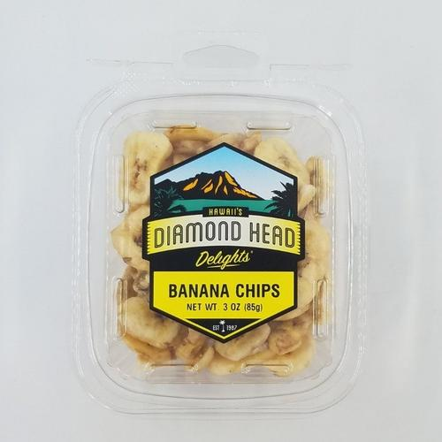 Diamond Head Banana Chips