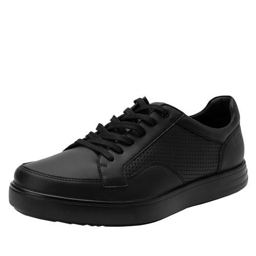 Alegria Men's Traq Baseq Walking Shoe with Bluetooth