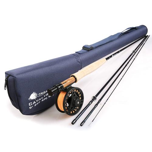Creative Angler Catalyst 9ft 5wt Fly Rod Kit