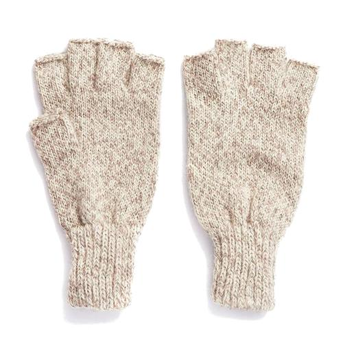 Igloos Ragg Wool Fingerless Gloves