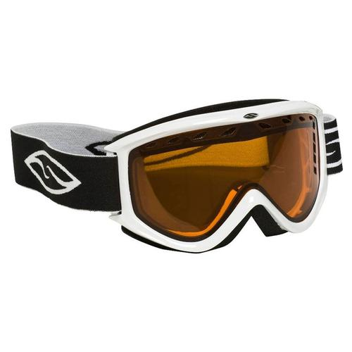 Smith Optics Electra Gold Lite Snow Goggles with White Frame