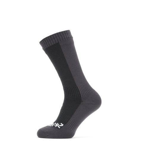 Sealskinz Men's Waterproof Cold Weather Mid Length Sock