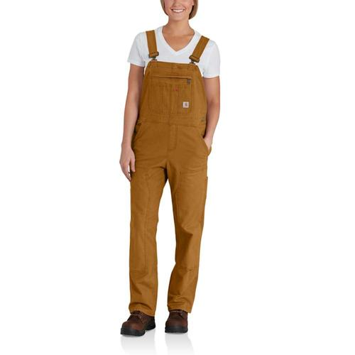 Carhartt Women's Crawford Double Front Bib Overall