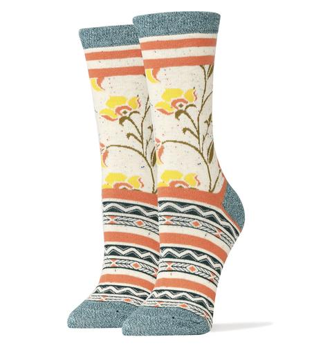 Sock It Up Women's Friendship Blooms Socks
