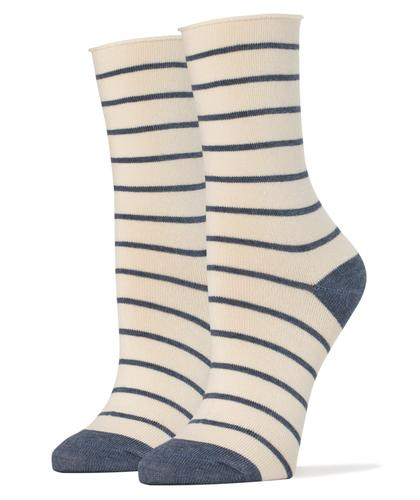 Sock It Up Women's Painter Stripes Socks