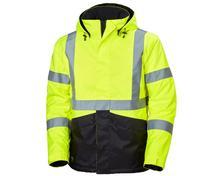 Helly Hansen Alta Winter Jacket YELLOW/CHARCOAL