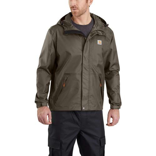 Carhartt Men's Dry Harbor Waterproof Breathable Jacket