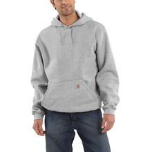 Carhartt Men's Midweight Hooded Sweatshirt HEATHER_GRAY