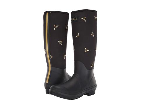 Joules Women's Printed Neoprene Tall Welly Boot