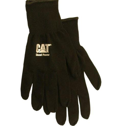 CAT Heavy Gauge String Knit Gloves