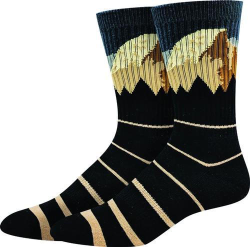 Bigfoot Sock Company Half Dome Active Socks