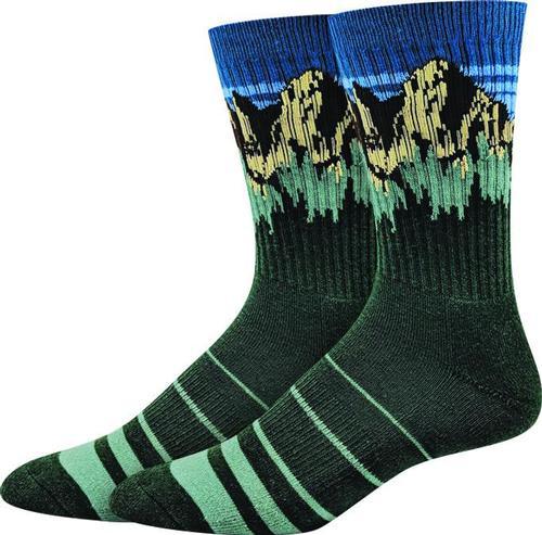 Bigfoot Sock Company Mount Whitney Socks