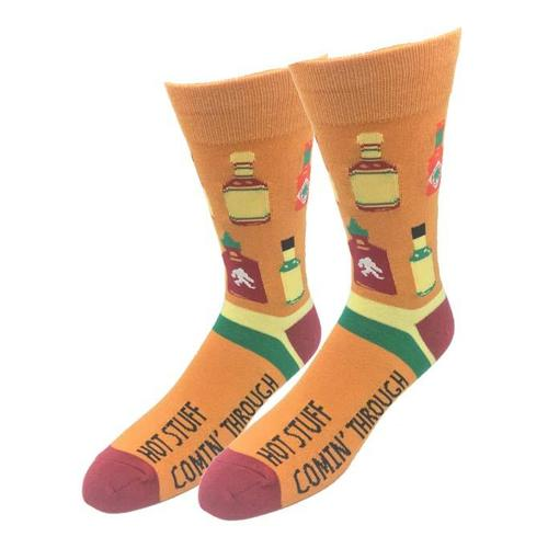Bigfoot Sock Company Hot Stuff Bigfoot Socks