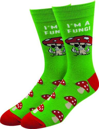 Sock Harbor I'm a Fungi Socks
