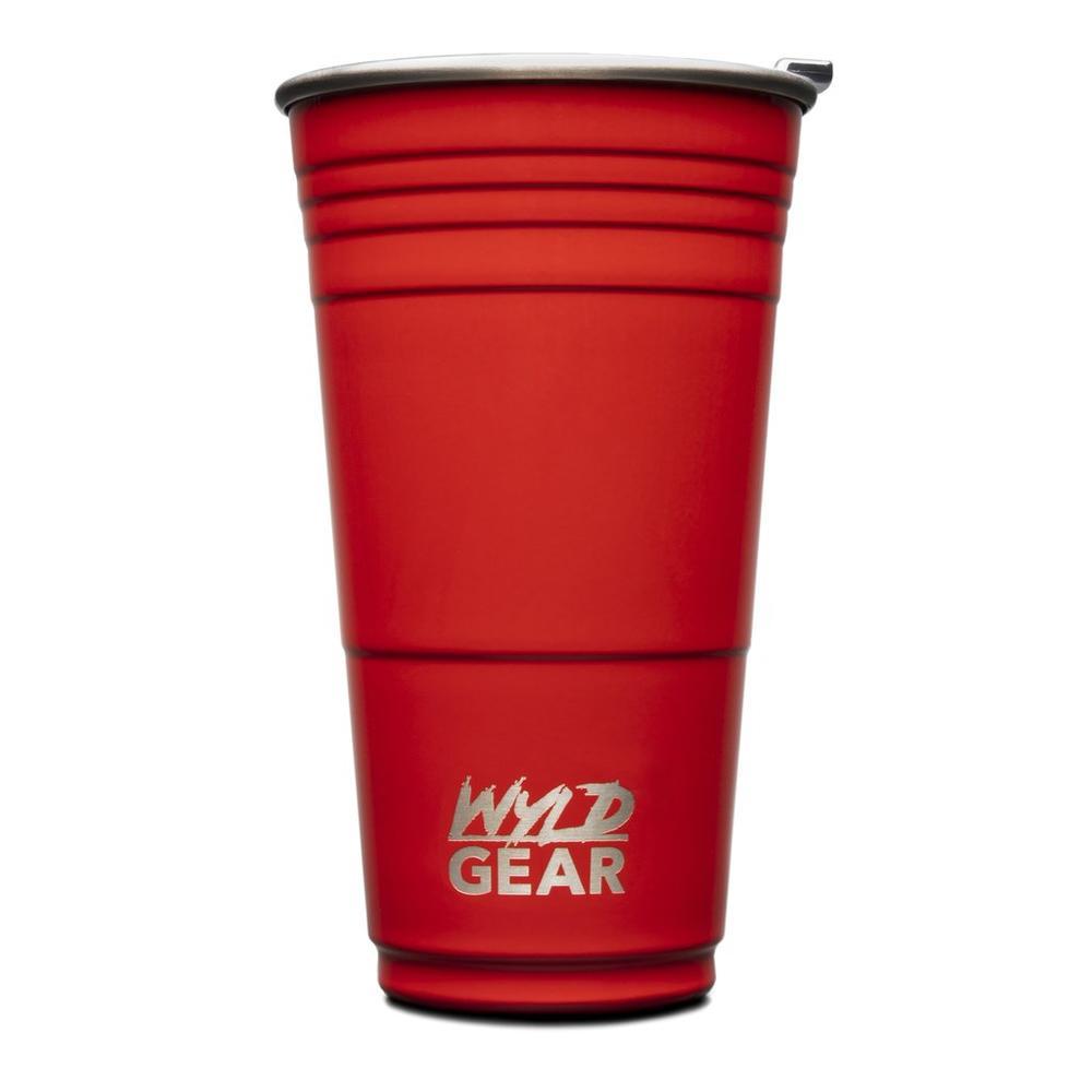 Wyld Gear 24oz Wyld Cup RED
