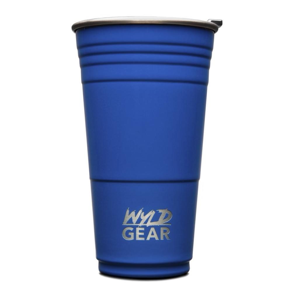 Wyld Gear 24oz Wyld Cup ROAYLBLUE