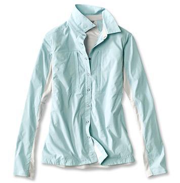 Orvis Women's Pro Hybrid Long Sleeve Shirt