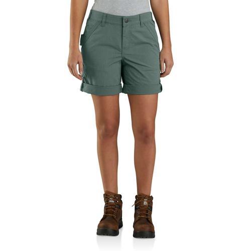 Carhartt Women's Rugged Flex Original Fit Ripstop 5 Pocket Short