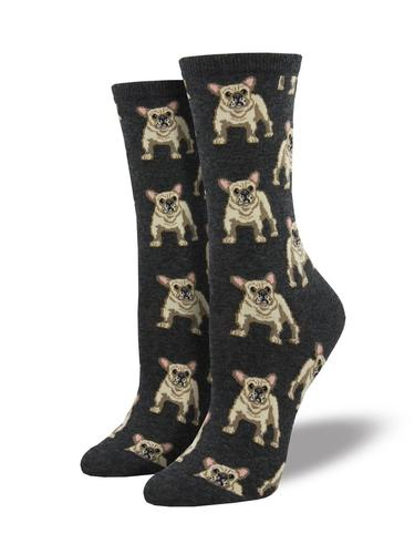 Socksmith Women's Frenchie Socks