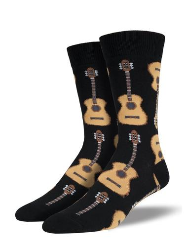Socksmith Men's Guitars Socks