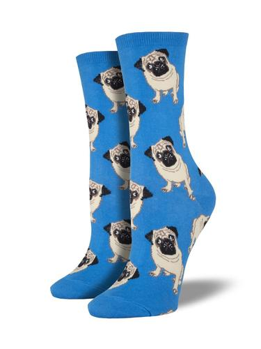 Socksmith Women's Pugs Socks
