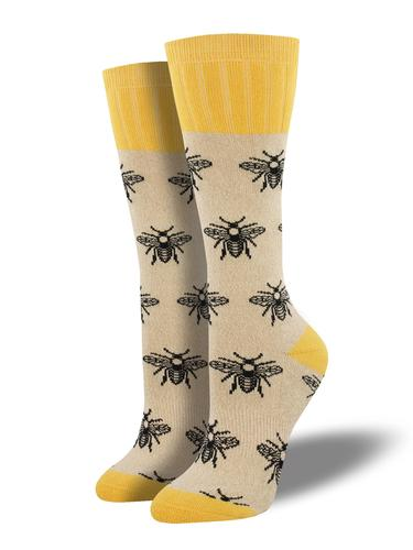Socksmith Women's Outlands Bees Socks