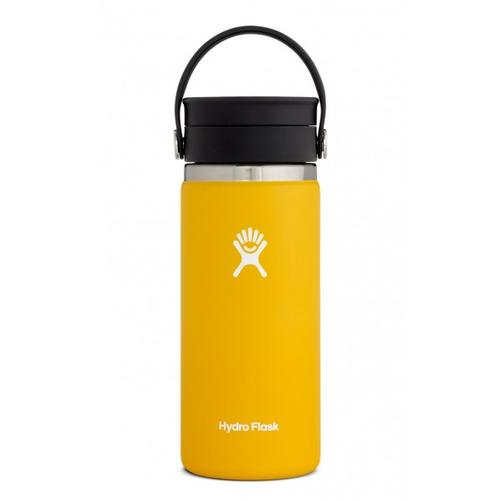 Hydro Flask 16oz Wide Mouth Coffee Flask with Flex Sip Lid