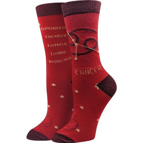 Sock Harbor Cancer Zodiac Socks