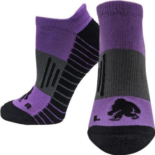 Bigfoot Sock Company Women's Brrr No Show Socks