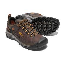 Keen Men's Targhee Exp Low Waterproof Hiking Shoe CASCADE/INCAGOLD