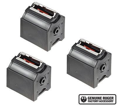 Ruger BX-1 10-round Magazine 3 Pack 22 Caliber