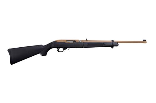 Ruger 10/22 Takedown Davidsons Brown Rifle