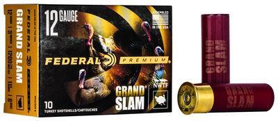 Federal Ammunition Grand Slam 12 Gauge Turkey Shot Shells Size 6